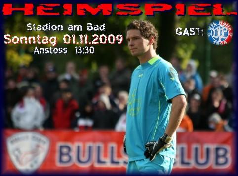 Heimspiel gegen Halle 96 – 2:0