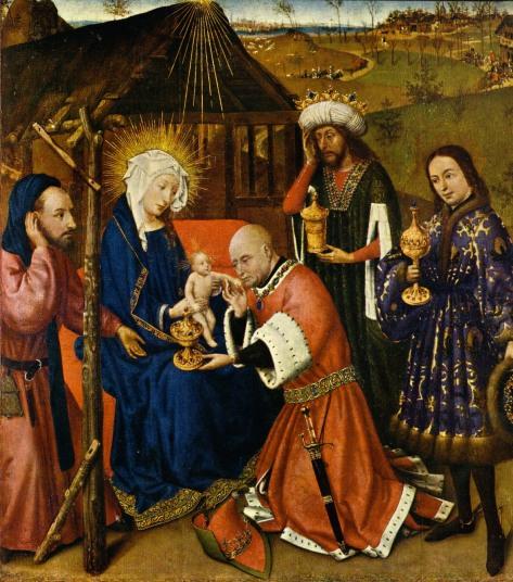 Frohe Weihnachten und ein gesegnetes Fest