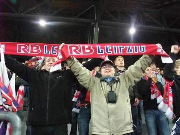 Fans on Tour: RB Salzburg – SV Josko Ried 2:0