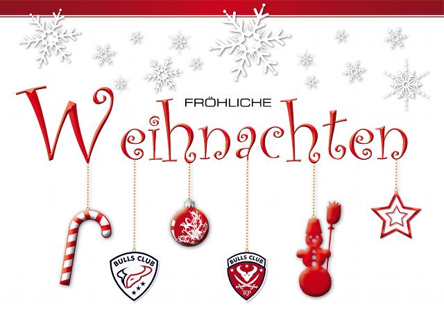 Fröhliche Weihnachten 2013 – BULLS CLUB e.V.