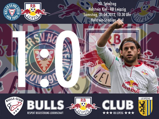 Das Spiel: Holstein Kiel – RB Leipzig 1:0