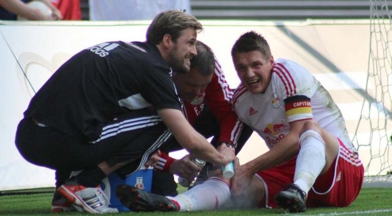 Daniel Frahn zur Relegation wieder fit!?