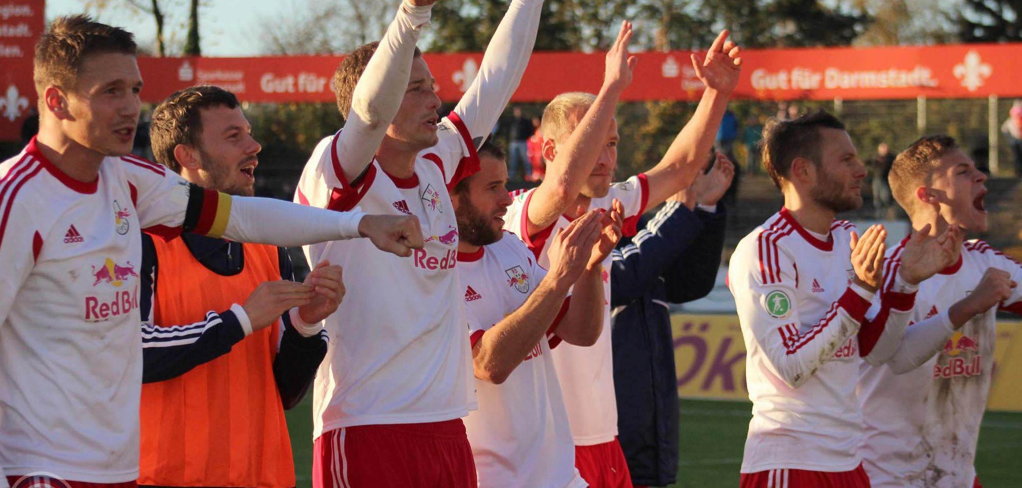 16. Spieltag: SV Darmstadt 98 – RB Leipzig (0:1)