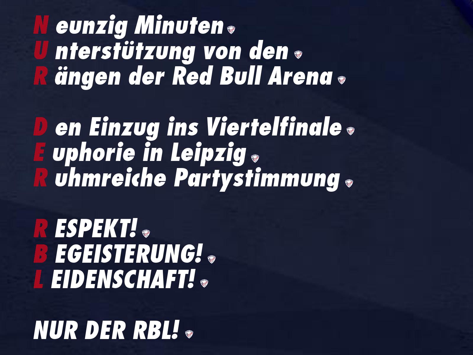 NUR DER RBL!