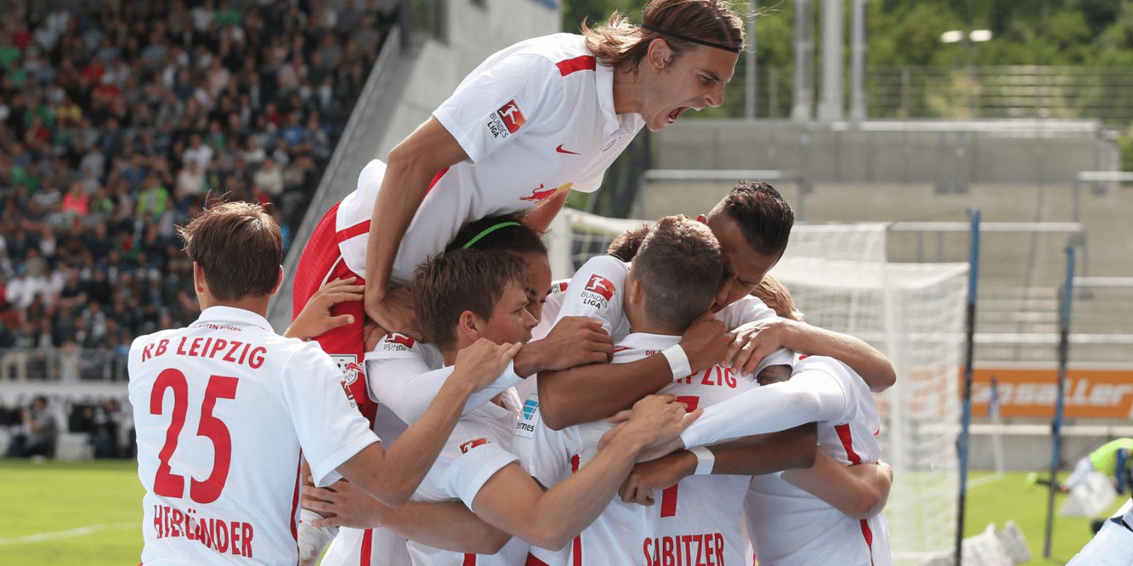 1. Spieltag: FSV Frankfurt 1899 – RB Leipzig 0:1