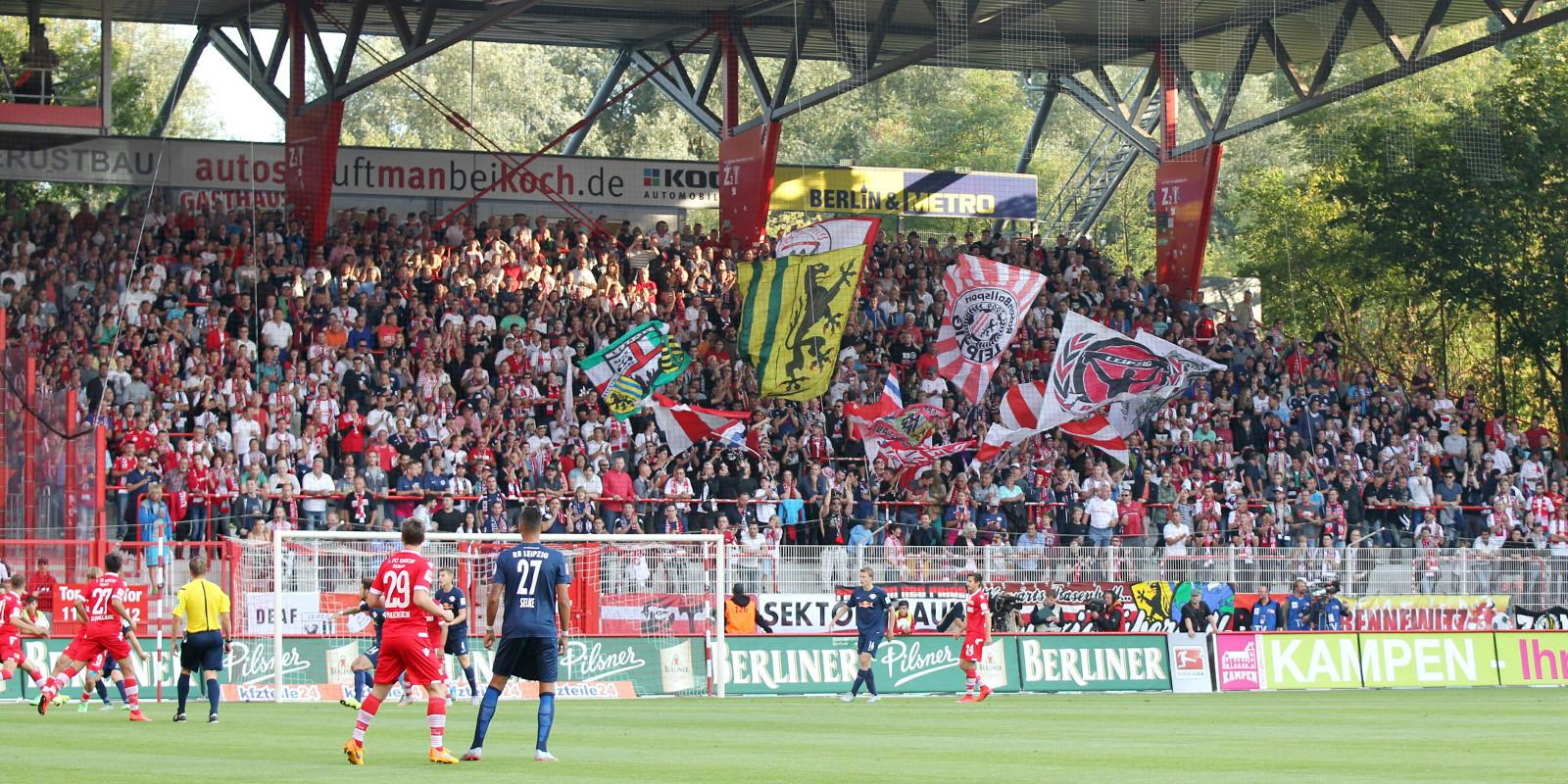 5. Spieltag: 1. FC Union Berlin – RB Leipzig 1:1