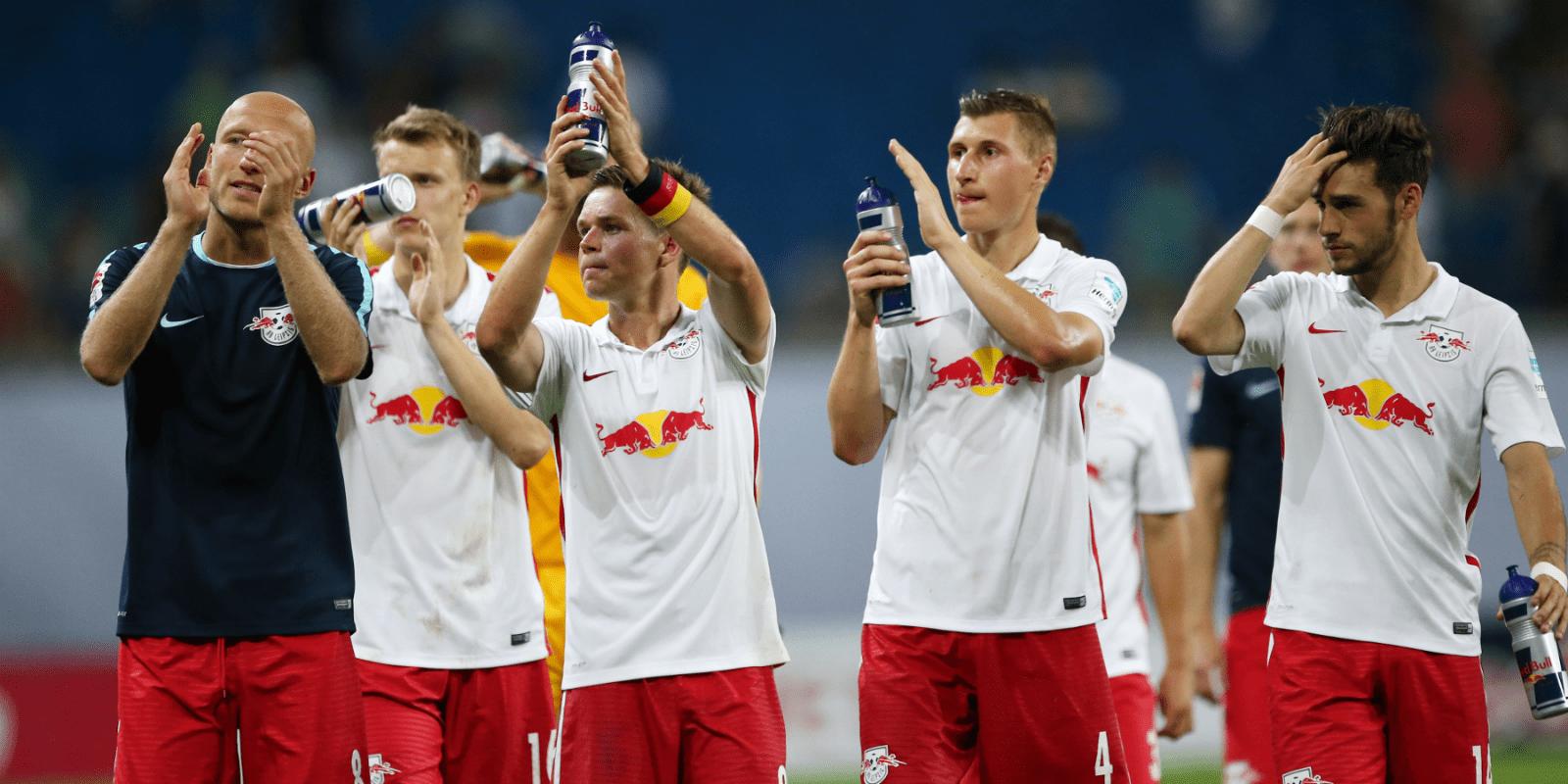 2. Spieltag: RB Leipzig – SpVgg Greuther Fürth 2:2