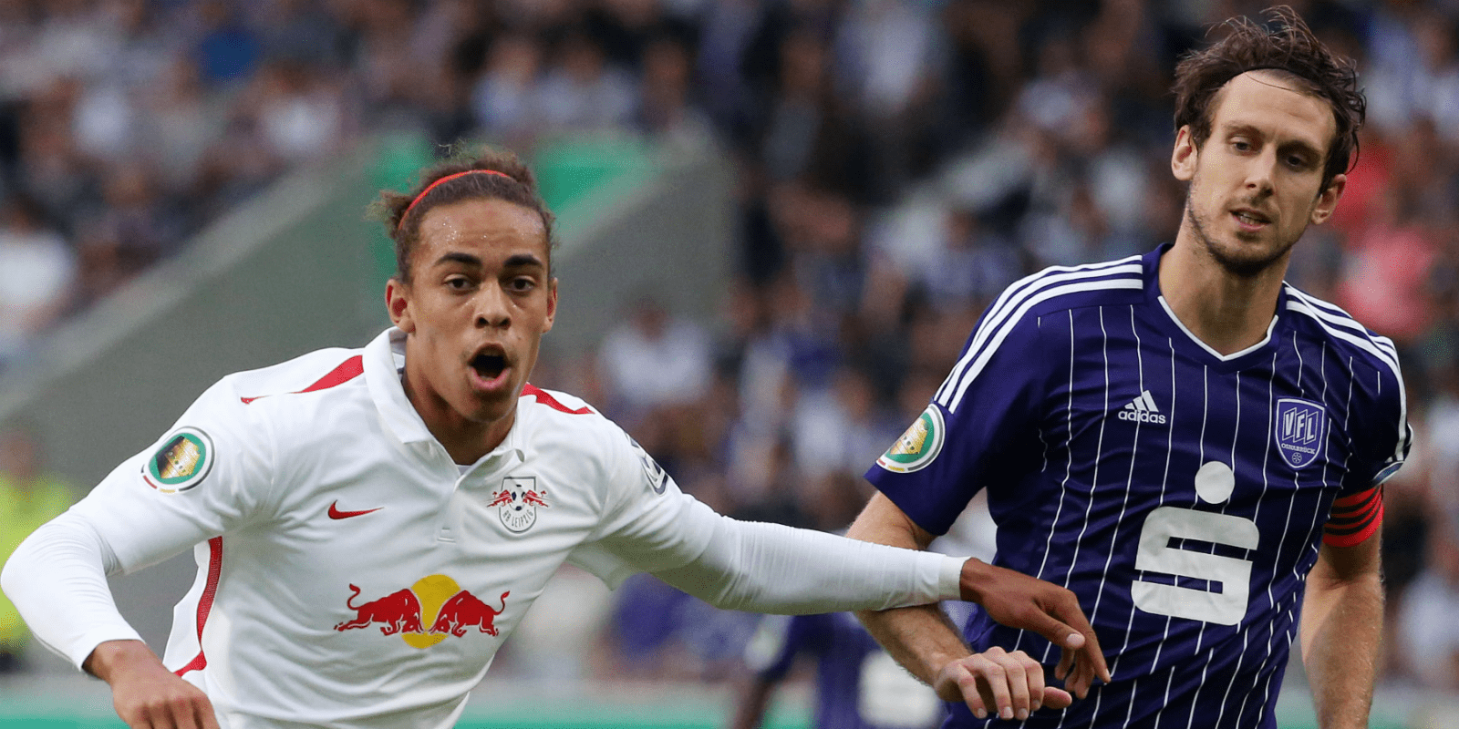 Spielabbruch im DFB-Pokal