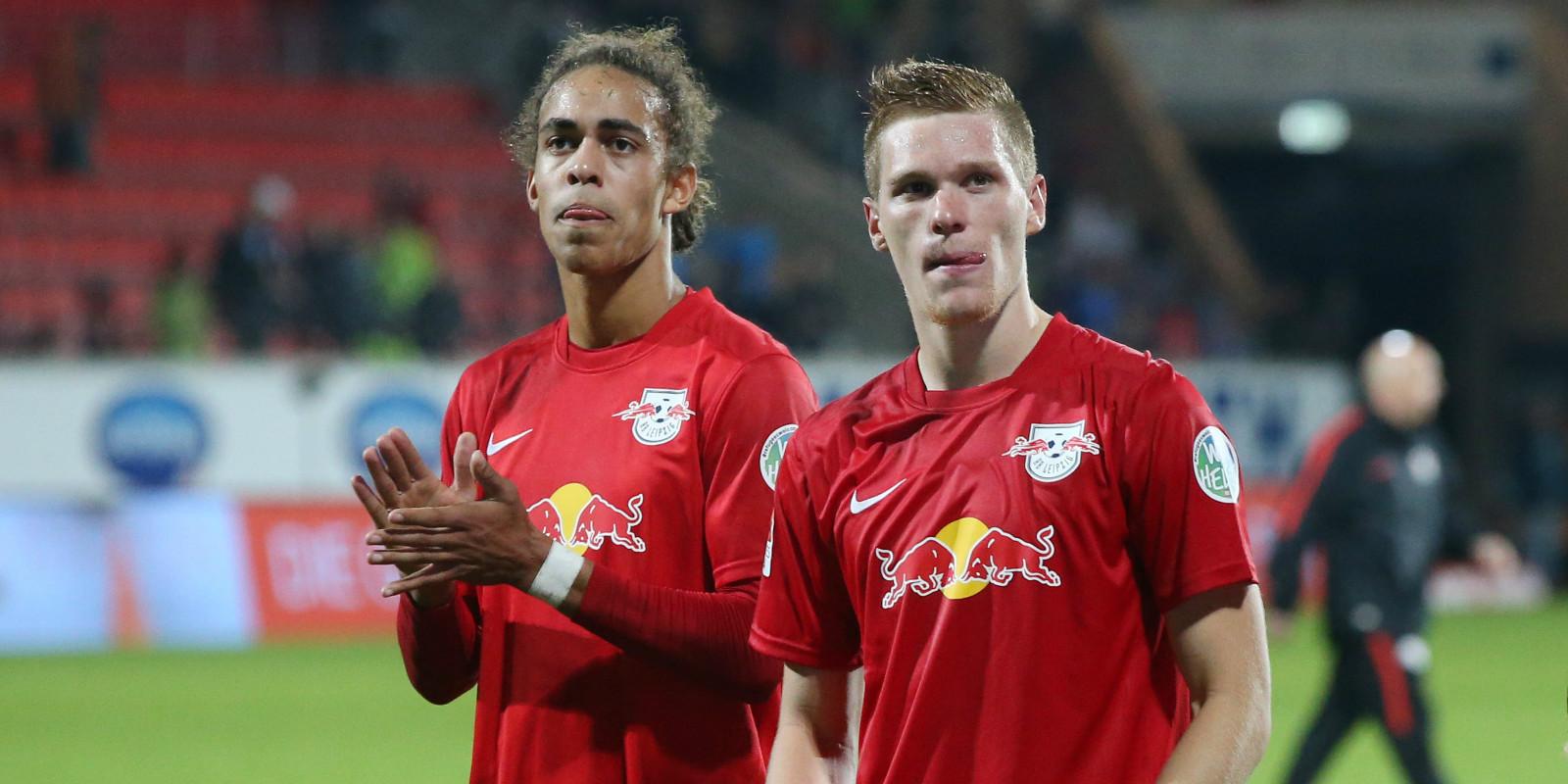 7. Spieltag: 1. FC Heidenheim - RB Leipzig 1:1