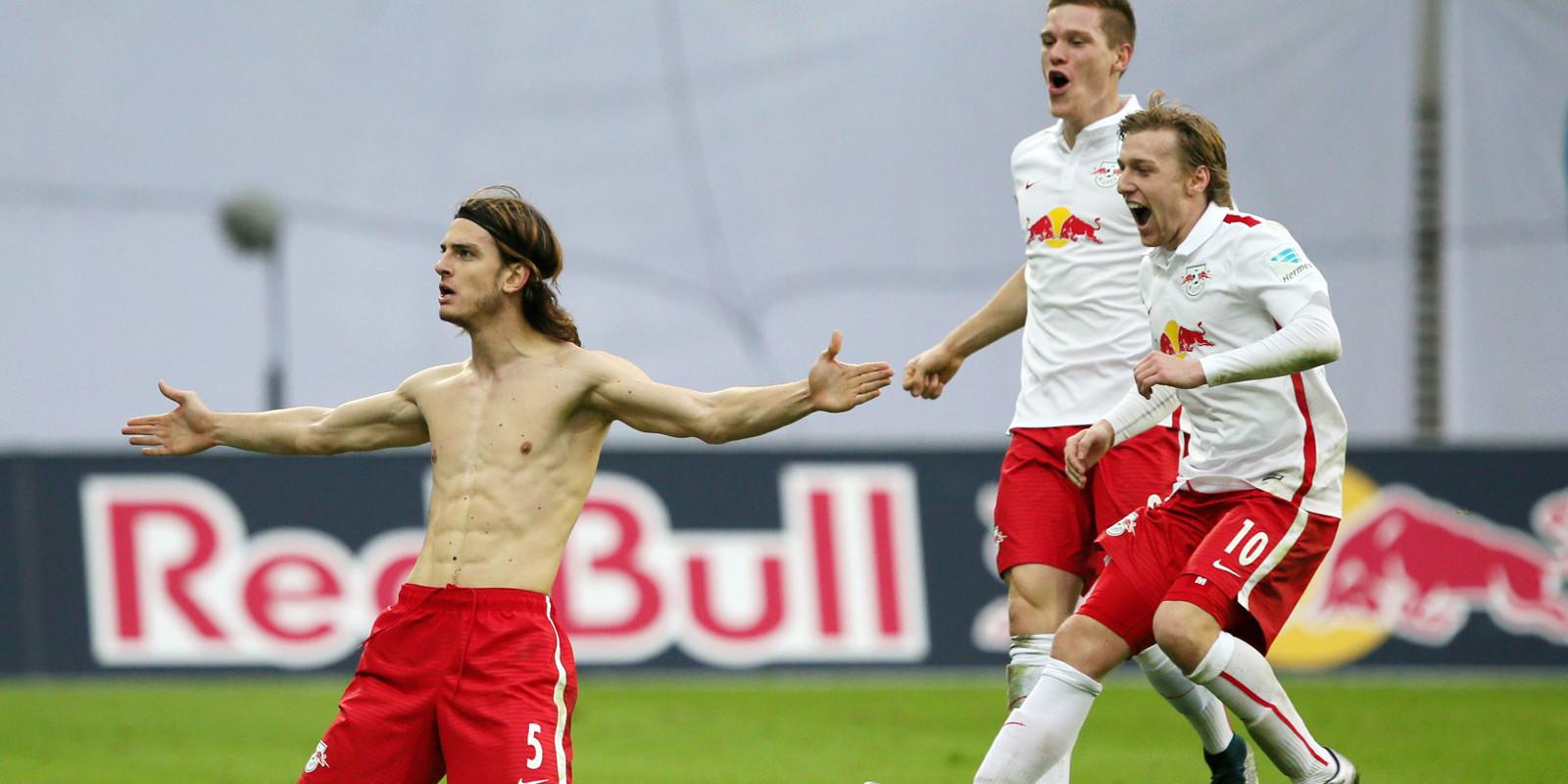 17. Spieltag: RB Leipzig – MSV Duisburg 4:2