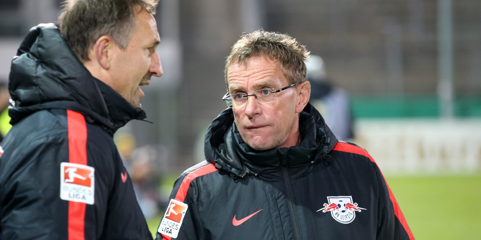 2. Runde DFB-Pokal: SpVgg Unterhaching – RB Leipzig 3:0