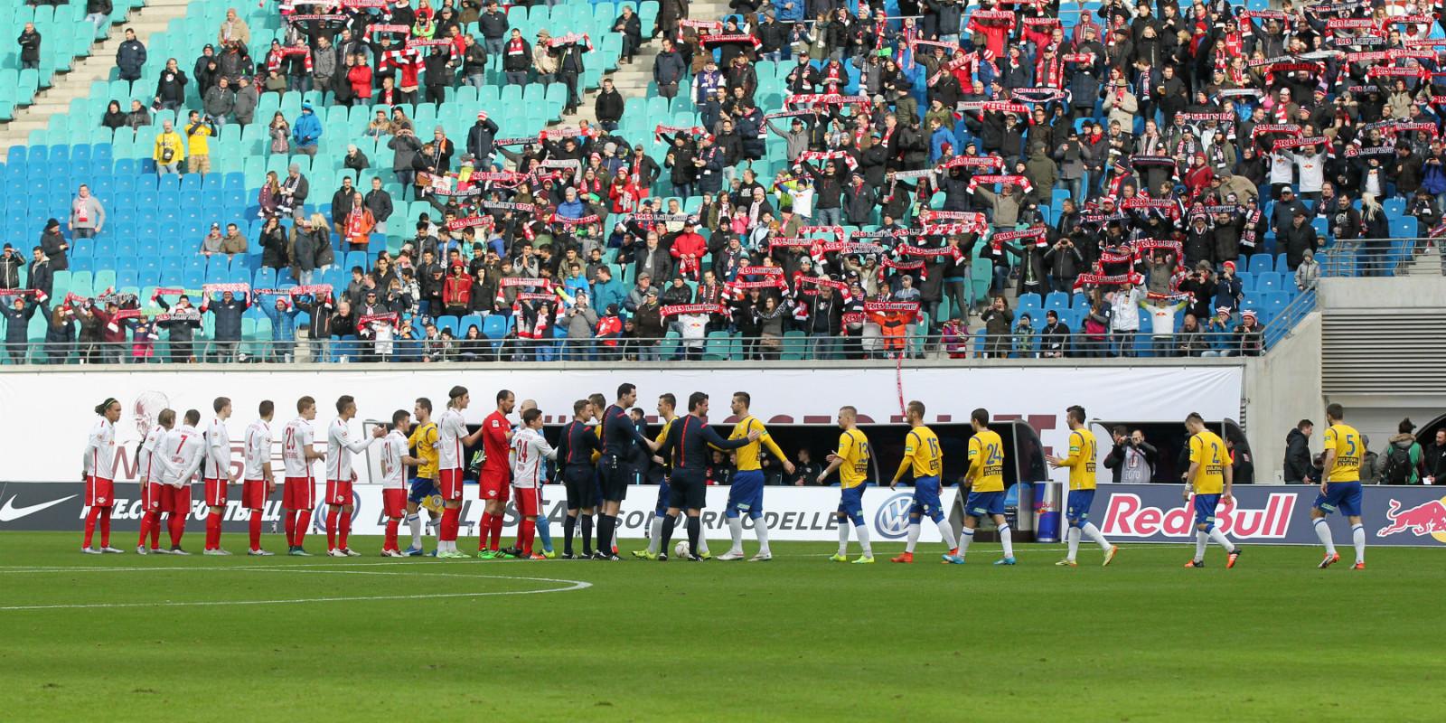Testspiel: RB Leipzig – FK Teplice 5:0