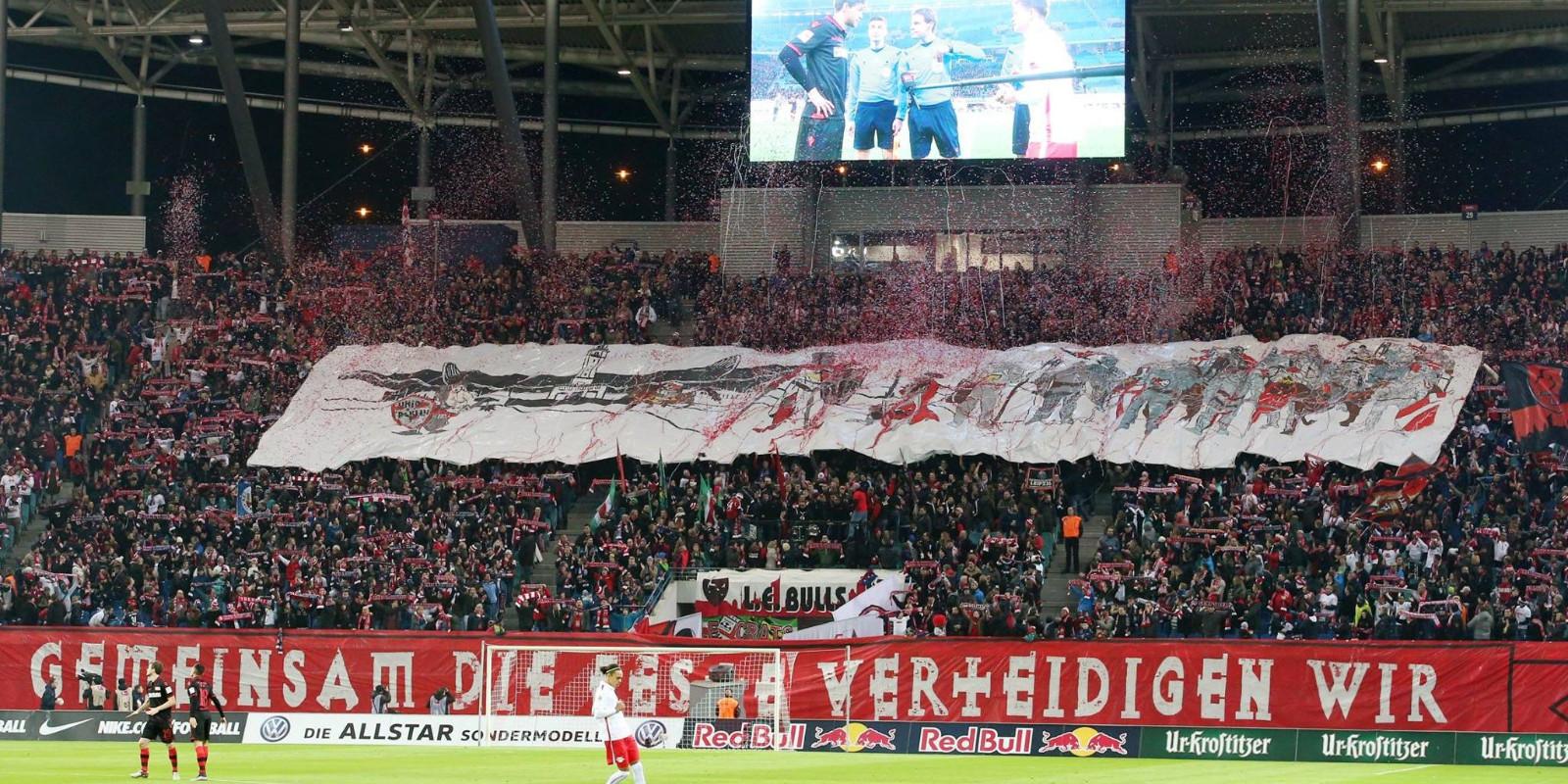 Projekt Stadionneubau? RB Leipzig informiert!