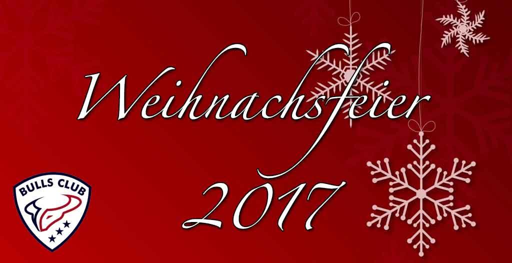 WEIHNACHSFEIER 2017